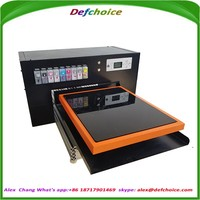 UV printer, cell phone case/plastic card/transparent business card printing machine, used uv flatbed printer