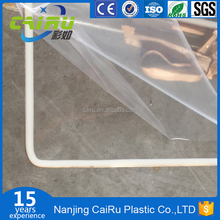 Customize high quality clear acrylic roof panels