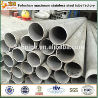 Hot Sale ASTM A312 Industrial Pipe 304 Standard Stainless Steel Welded Pipe