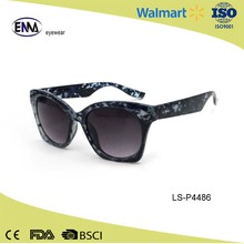 New 2016 Wholesale Acrylic Italian Design Fashion Sunglasses