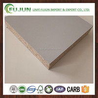 18mm gray melamine chipboard/laminated particle board