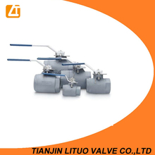 Oilfield Carbon Steel Ball Valve
