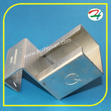 Welding and Zinc Plating Custom Stamping Parts