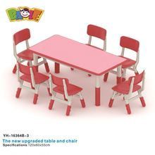 Height Adjustable Kindergarten School Free Daycare Furniture