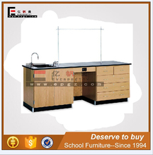university and hospital used laboratory table, cheap lab furniture set