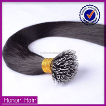 From one donor hot sale 100% human hair silky straight natural brazilian hair pieces