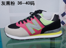 Spring Unisex Zapatos New Casual Balanceds men women Dropship Fashion Size 36-44 shoes Multi-Color Inductors b002