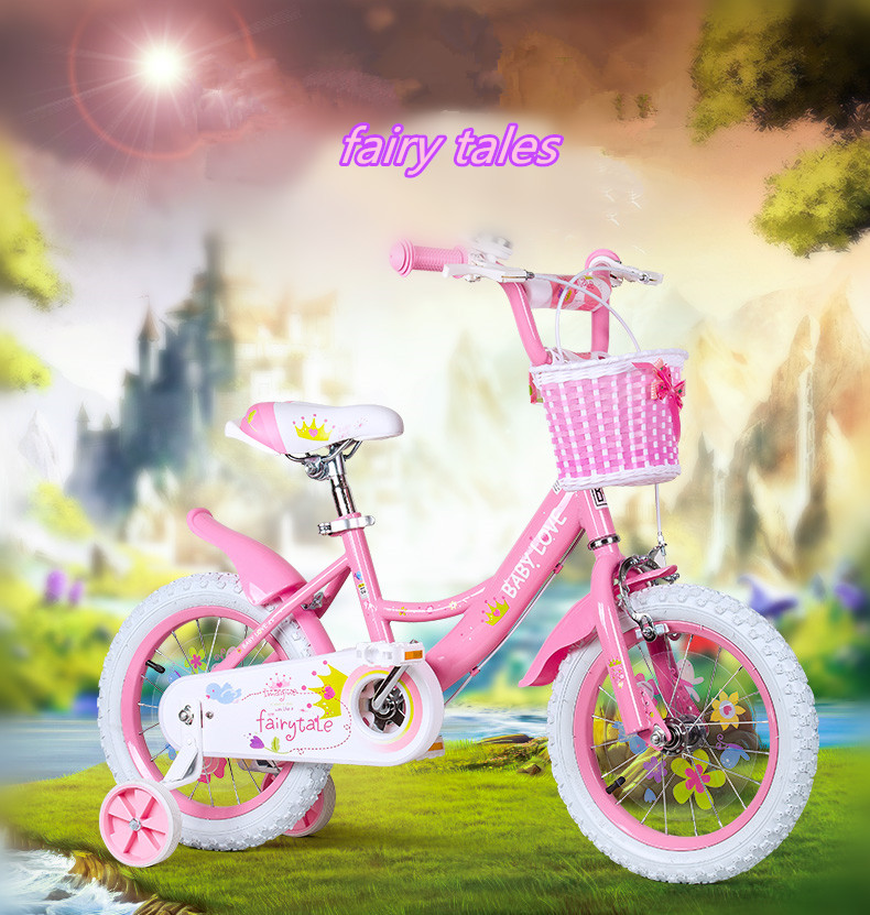 18inch new fashion children bicycle for 7-13 years old price kids bike
