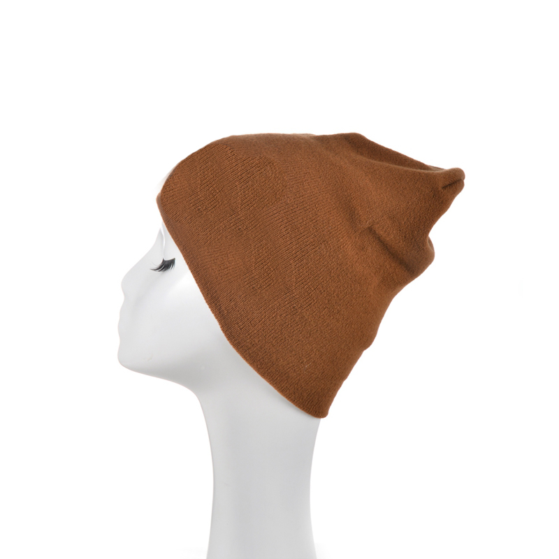 Designer Your Own Jersey Skull Blank Beanie Hat For Women Men