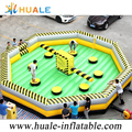 2018 Outdoor Sport Game Inflatable Rodeo Bull Mechanical Toxic Meltdown Games