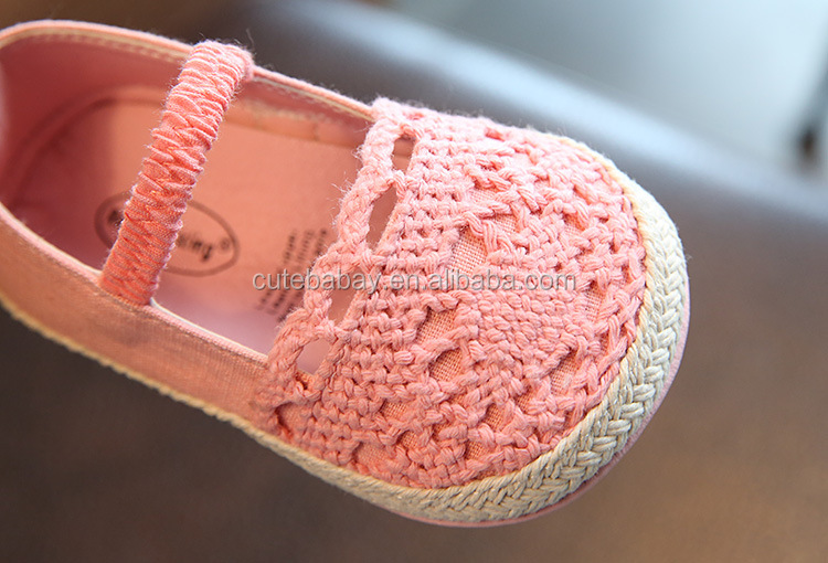 Factory Sale Directly Cotton Baby Shoes
