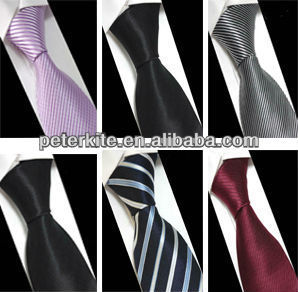 100% silk neck tie 40 colors for your choice