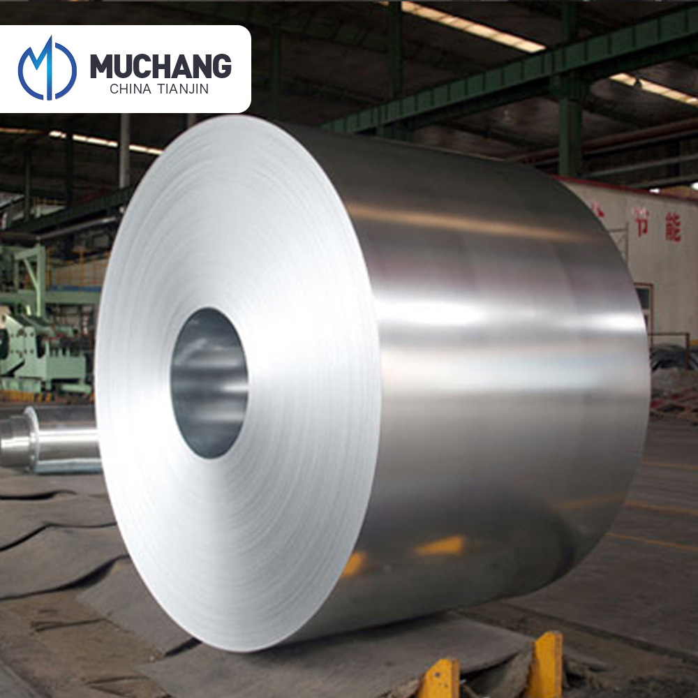 0.13-4.0MM SGCC non galvanized sheet metal