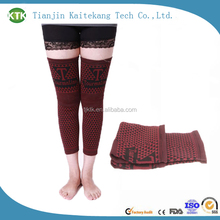 OEM tourmaline leg brace for leg keep warm in cold office
