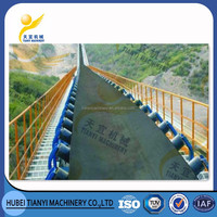 china homemade energy mineral equipment DT II belt conveyor hot sale