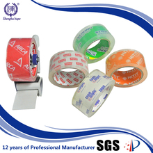 Super Adhesive High Stick Bopp Clear Crystal Tape