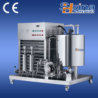 Cosmetic perfume making machine freezing filter perfume mixing machine