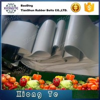 tough ability selling ep rubber food grade belt conveyor