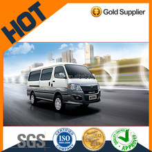 2016 hot selling kinglong mini passenger van