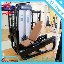 Linear Leg Press commercial exercise body building machine