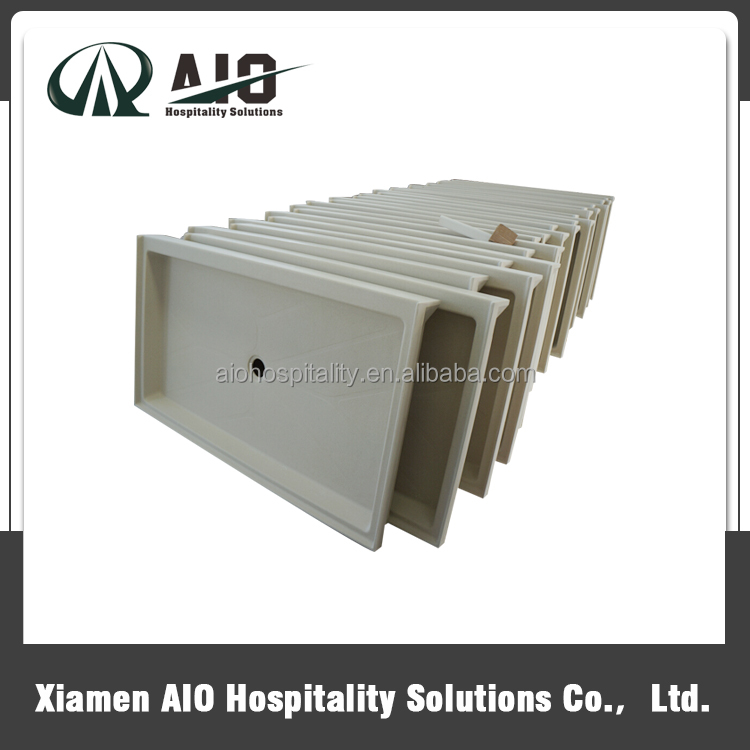 Online shop china cultured marble shower tray,cultured marble bathroom shower tray,cultured marble shower pan