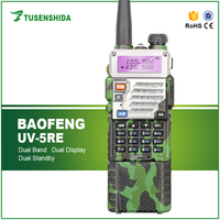 Portable Handy Talky uhf vhf Wireless Radio Phone Baofeng UV-5RE Plus