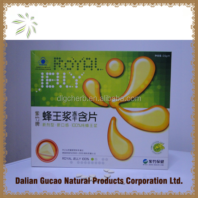 100% pure natural frozen fresh Royal Jelly Slice