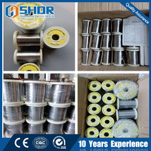 0cr25al5 heating element electric resistance alloy wire