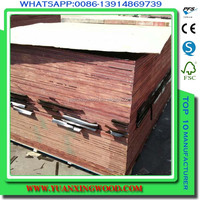 China construction Marine Plywood melamine faced mdf board