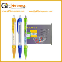 Promotional Cheap Advertising Giveaway Plastic Banner Ball Pens