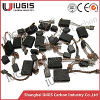 Hot sale carbon brushes for power tools spare parts factory price