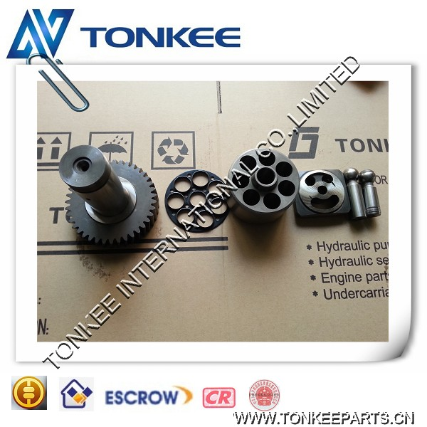 UCHIDA A8V86 Hydraulic parts, A8V86 Spare parts for KATO HD550 Hydraulic pump