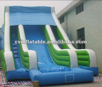Cheap inflatable extreme splash water slides for kids fun, adult inflatable water slides on sales