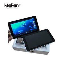 "7 inch dual core android slim tablet pc 7"" with 3g phone call/mtk8312 androdi tablet for bulk"