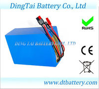 golf cart 12V 24ah LiFePO4 li-ion battery pack