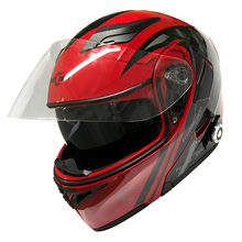 Men off road helmet with bluetooth for motorcycle with ECE/DOT Approved