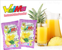 60g Pineapple flavored instant drink juice powder