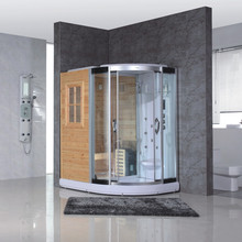 made in china shower sauna combination
