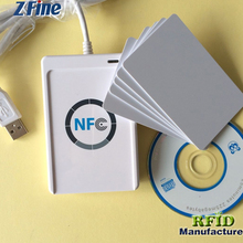 Nfc Programmable Competitive Price Rfid Blank Contactless Smart Id Card