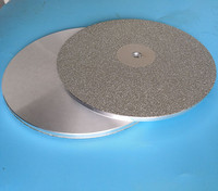 jewelry grinding tools diamond lap disc with aluminum lap