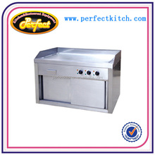 Commercial Electric Griddle with All Flat Hot plate