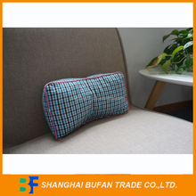 Eco-friendly Plush Fabric Back Pillow/ Car Cushion