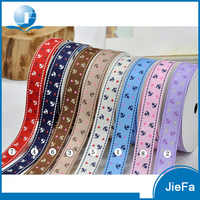 New All Colors Different Designs Various Sizes Colorful Cheap Factory Price Excellent Quality Grossgrain Ribbon