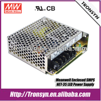 Meanwell Triple Output Power Supply NET-35B 35W LED Switching Power Supply,SMPS Transformer