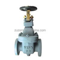 JIS F 7363 5K cast iron gate valves