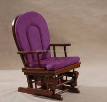 Purple Baby Nursing Chair