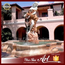 Outdoor Marble Fountain Decoration