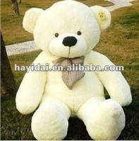 Plush teddy bear