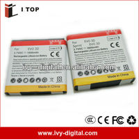 high power mobile phone battery 3600mAh