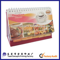 2016 Cheap High Quality Printed Office Desk Calendar Wholesale